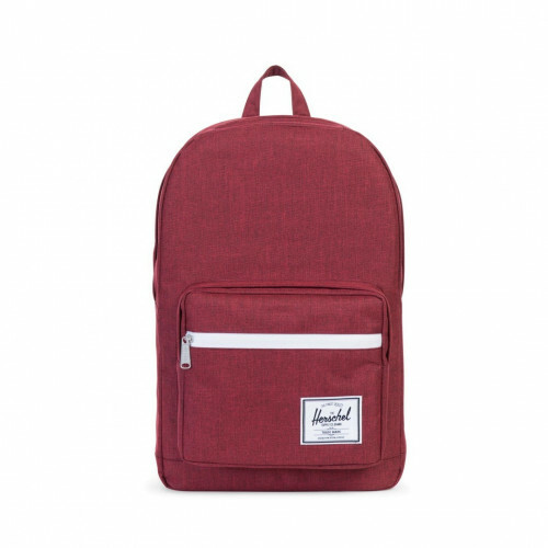 Herschel Supply CLASSICS POPQUIZ, 10011 in de kleur 01158 winetasting crosshatch 828432100835