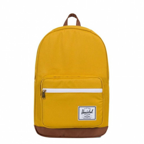 Herschel Supply CLASSICS POPQUIZ, 10011 in de kleur 02074 arrowwood-tan 828432211722