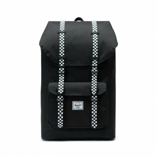 Herschel Supply CLASSICS LITTLE AMERICA, 10014 in de kleur 02463 black-checkerboard 828432243914