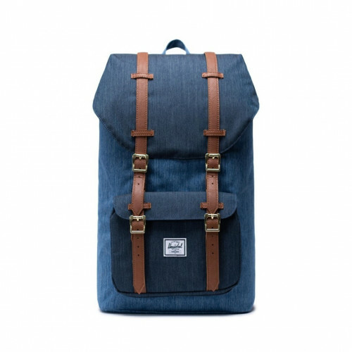 Herschel Supply CLASSICS LITTLE AMERICA, 10014 in de kleur 02730 faded denim-indigo 828432272549