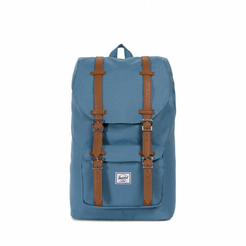Herschel Supply CLASSICS LITTLE AMERICA MID, 10020 in de kleur 01854 aegean blue 828432172368