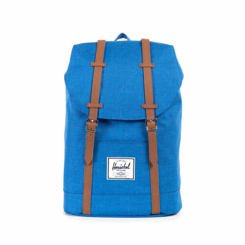 Herschel Supply CLASSICS RETREAT, 10066 in de kleur 00909 cobalt crosshatch 828432082810