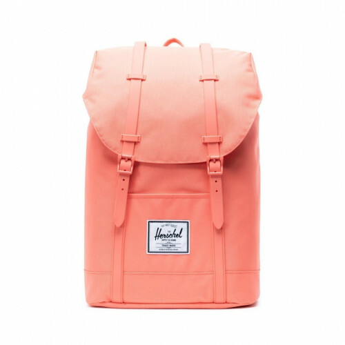 Herschel Supply CLASSICS RETREAT, 10066 in de kleur 02728 fresh salmon 828432272440