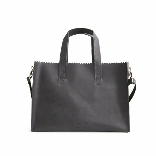 My Paper Bag MYOMY BABYBAG, 1036 in de kleur hunter off black 8719075371183