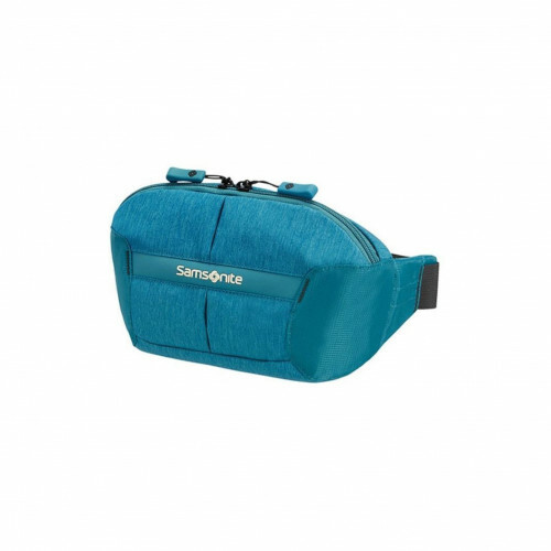 Samsonite REWIND BELT BAG, 10N-004 in de kleur 35 aqua blue 5414847681509