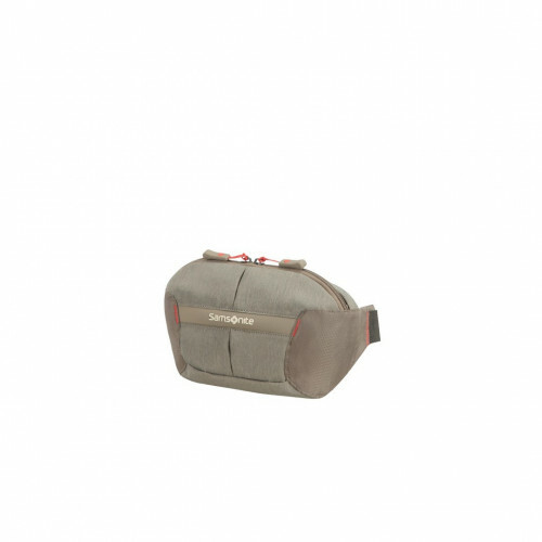 Samsonite REWIND BELT BAG, 10N-004 in de kleur 35 taupe 5414847681509