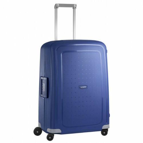 Samsonite S'CURE SPINNER 69, 10U-001 in de kleur 01 dark blue 5414847326486