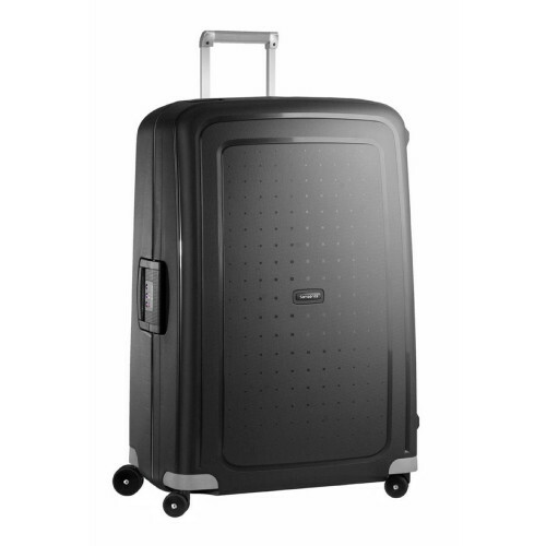 Samsonite S'CURE SPINNER 81, 10U-004 in de kleur 09 black 5414847460579