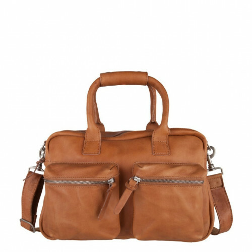 Cowboysbag THE BAG THE BAG SMALL, 1118 in de kleur 320 tobacco 8718586508279