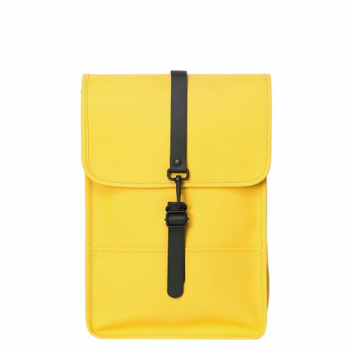 Rains RAINS ORIGINAL BACKPACK MINI, 1280 in de kleur 04 yellow 5711747437022