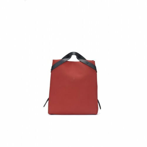 Rains Shift Bag 1288 scarlet
