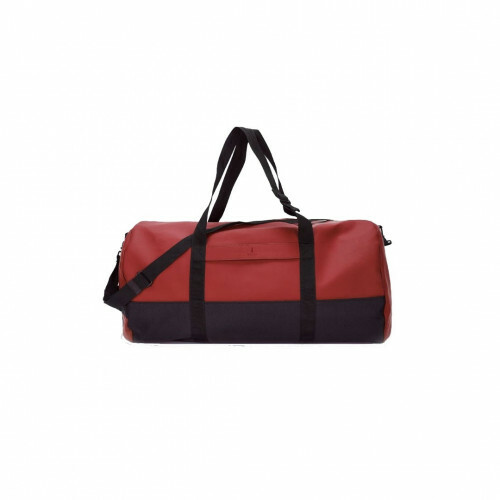 Rains RAINS ORIGINAL TRAVEL DUFFEL, 1290 in de kleur 20 scarlet 5711747412340