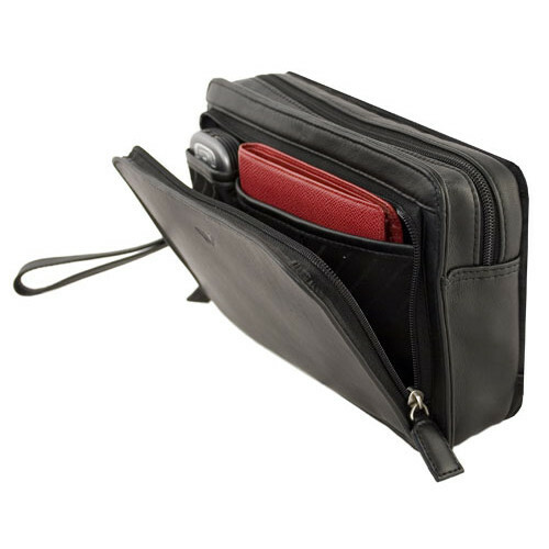 Offermann CITY GELENKTASCHE Polstas, 1316 in de kleur 10 black