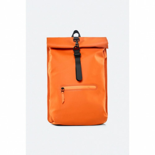 Rains RAINS ORIGINAL ROLL TOP BACKPACK, 1316 in de kleur 83 fire orange 5711747425982