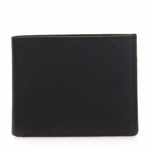 Mywalit SOFT FLAPWALLET+COIN, 136 in de kleur 3 black 5051655022560