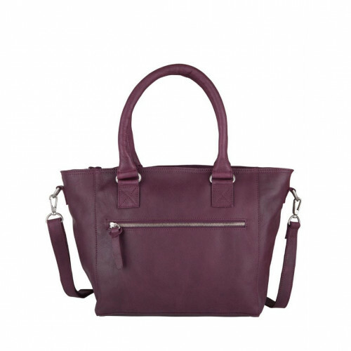 Cowboysbag BASE CAMP BAG BARROW, 1513 in de kleur 720 aubergine 8718586518940