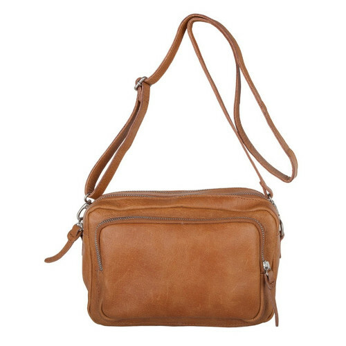 Cowboysbag BASE CAMP BAG WORTHING, 1515 in de kleur 320 tobacco 8718586519015
