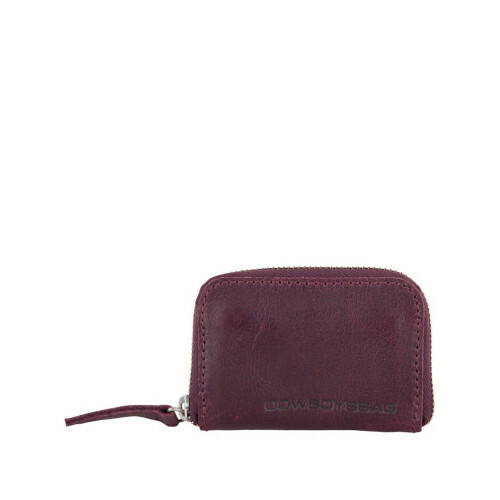 Cowboysbag BASE CAMP PURSE HOLT, 1517 in de kleur 720 aubergine 8718586519107