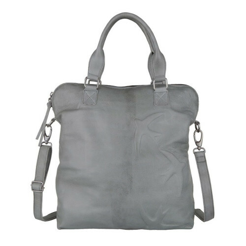 Cowboysbag SWALLOW THIS BAG FINFOOT, 1561 in de kleur 140 grey 8718586526716