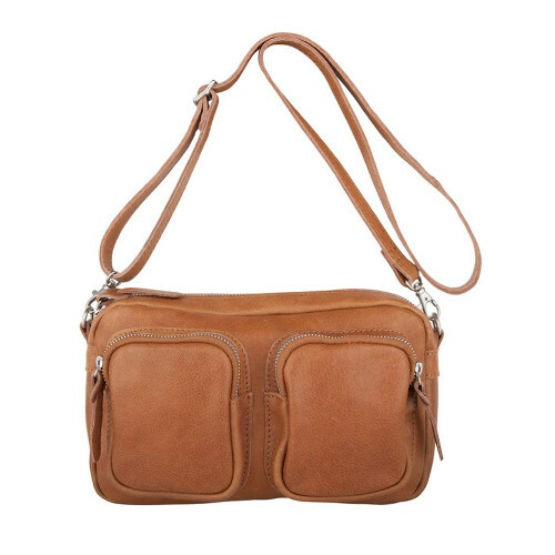 Cowboysbag A VINTAGE AFFAIR BAG LINTON, 1603 in de kleur 320 tobacco 8718586533271