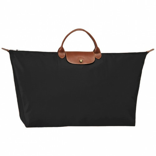Longchamp LE PLIAGE TRAVELBAG XL, L1625089 in de kleur 001 noir 3597920014592