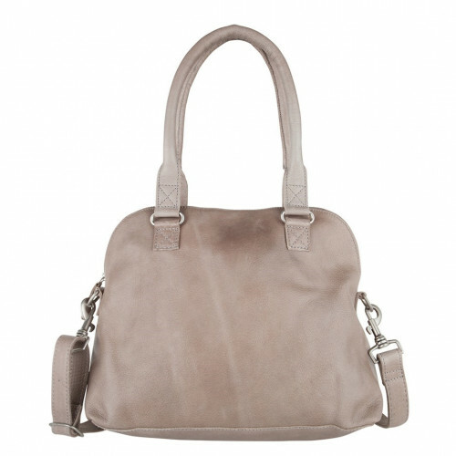 Cowboysbag CARFIN, 1645 in de kleur 135 elephant grey 8718586537682