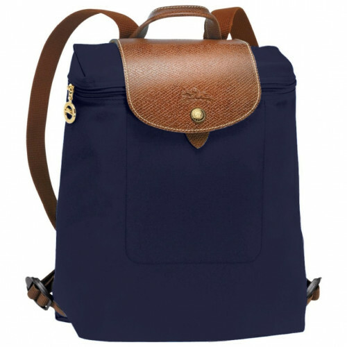 Longchamp LE PLIAGE BACKPACK, L1699089 in de kleur 556 navy 3597920800409