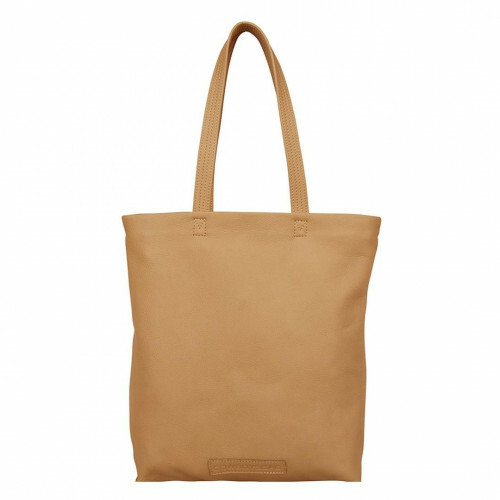 Cowboysbag EASY GOING BAG PALMER SMALL, 1904 in de kleur 350 caramel 8718586583665