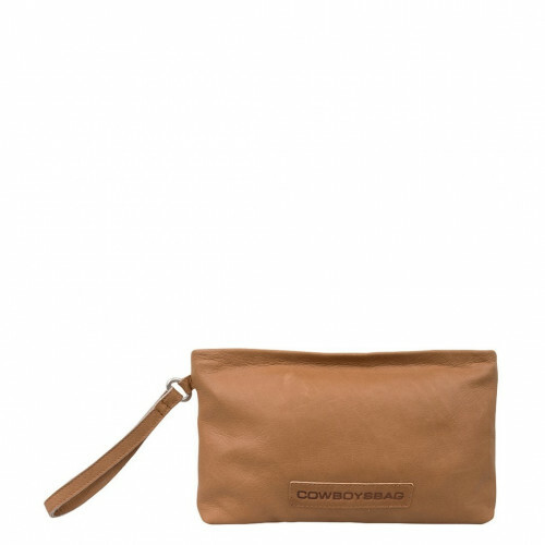 Cowboysbag Bag Flat 1908 chestnut