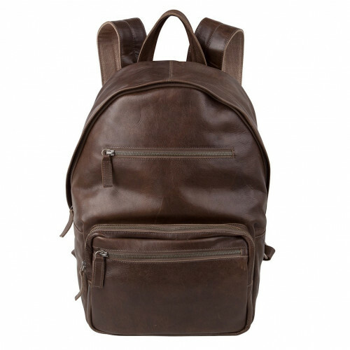 Cowboysbag MEN BAG HEALY, 1914 in de kleur 120 smoke 8718586573543