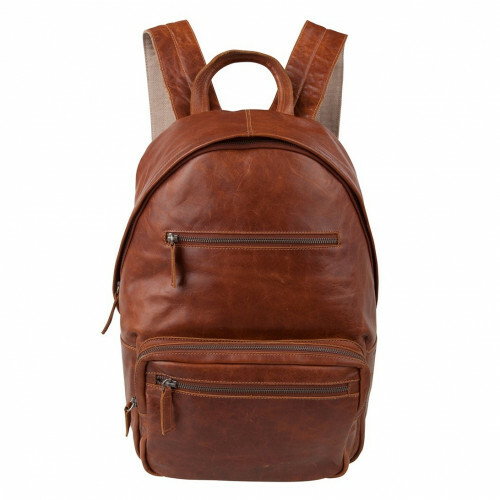 Cowboysbag MEN BAG HEALY, 1914 in de kleur 300 cognac 8718586573550