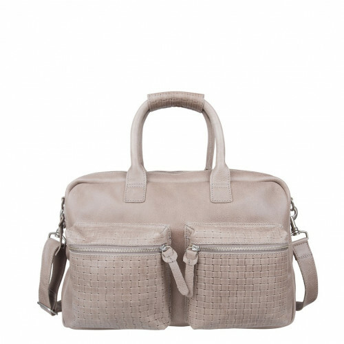 Cowboysbag BRICK BAG HAMILTON, 1941 in de kleur 135 elephant grey 8718586574526