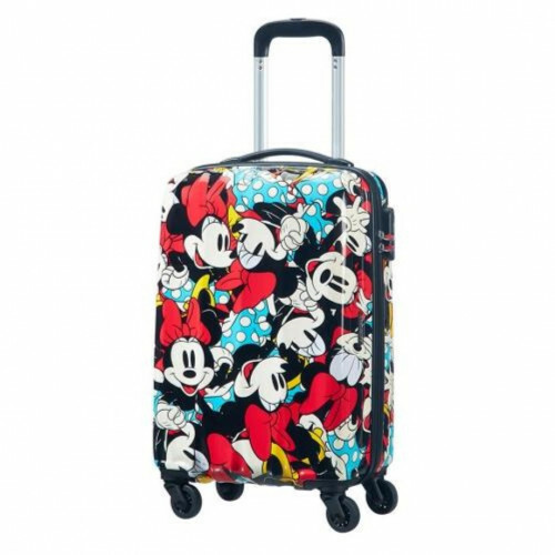 American Tourister DISNEY LEGENDS SPINNER 55 ALFATWIST, 19C-006 in de kleur 10 minnie comics 5414847723186