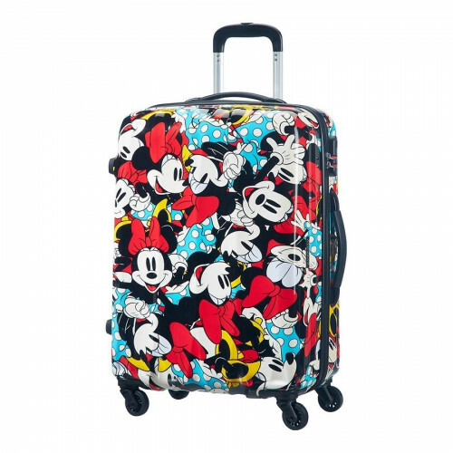 American Tourister DISNEY LEGENDS SPINNER 65 ALFATWIST, 19C-007 in de kleur 10 minnie comics 5414847723209