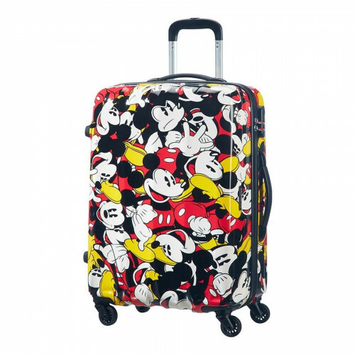 American Tourister DISNEY LEGENDS SPINNER 65 ALFATWIST, 19C-007 in de kleur 20 mickey comics 5414847723216