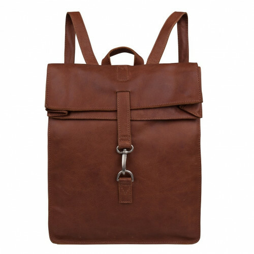 Cowboysbag HOOKED BACKPACK DORAL, 2010 in de kleur 300 cognac 8718586579439