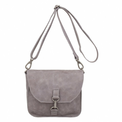 Cowboysbag HOOKED BAG POMPANO, 2011 in de kleur 140 grey 8718586579460