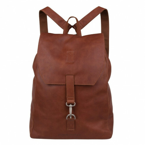 Cowboysbag HOOKED BACKPACK TAMARAC, 2013 in de kleur 300 cognac 8718586579583