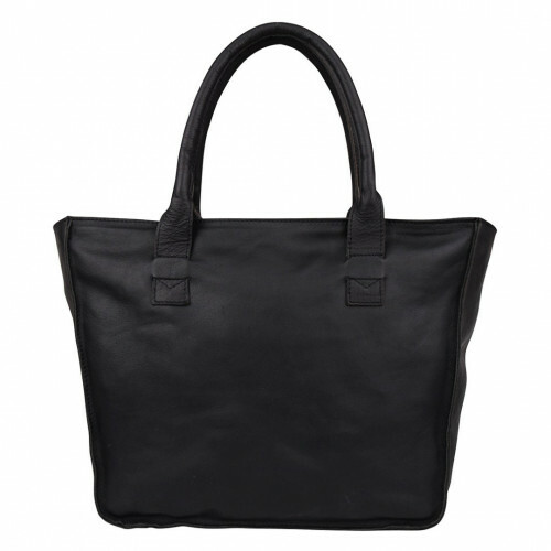 Cowboysbag HOOKED BAG NELSON, 2014 in de kleur 100 black 8718586579606