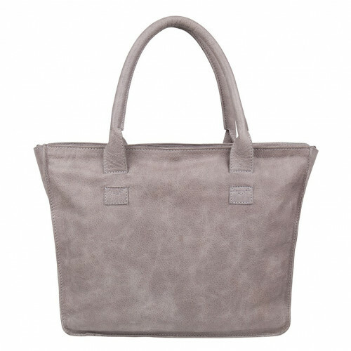 Cowboysbag HOOKED BAG NELSON, 2014 in de kleur 140 grey 8718586579613
