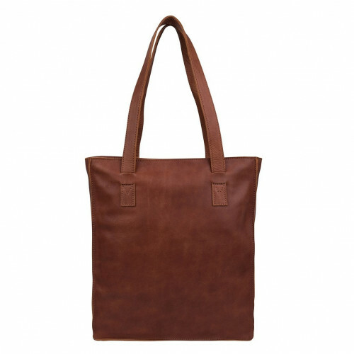 Cowboysbag HOOKED BAG JUPITER, 2015 in de kleur 300 cognac 8718586579682