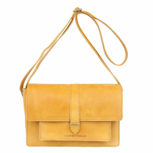 Cowboysbag CLEAN LINES BAG CHESWOLD, 2054 in de kleur 465 amber 8718586583702
