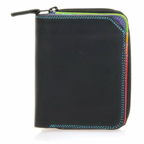 Mywalit Zip Around Wallet 226 black pace