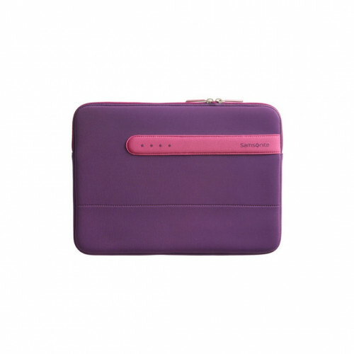 "Samsonite COLORSHIELD LAPTOP 13"", 24V-006 in de kleur 91 purple/pink 5414847442988"