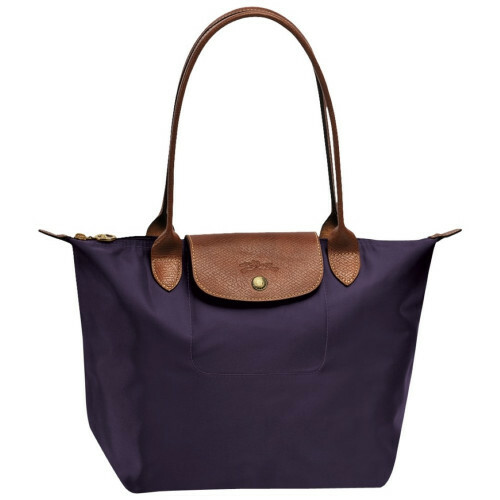Longchamp LE PLIAGE SHOPPING S, L2605089 in de kleur 645 bilberry 3597920776889