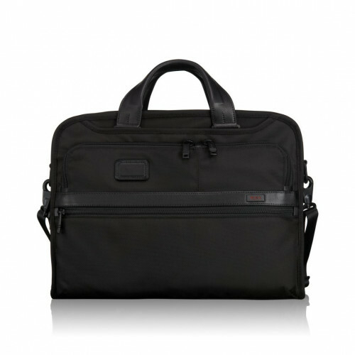Tumi ALPHA 2 ORG. PORTFOLIO BRIEF, 26108 in de kleur black 742315218199