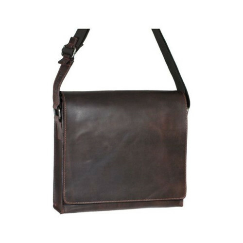 Jost DAKOTA SHOULD.BAG M, 2822 in de kleur 003 brown 4025307262650