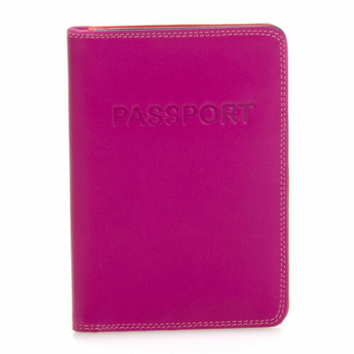 Mywalit SOFT PASSPORT COVER, 283 in de kleur 75 sangria multi 5051655024540