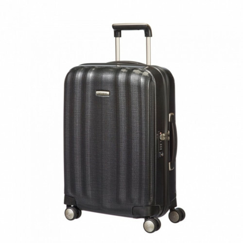 Samsonite LITE-CUBE SPINNER 55, 33V-004 in de kleur 28 graphite 5414847449161
