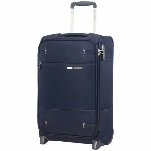 Samsonite BASE BOOST UPRIGHT 55 LENGHT 35 CM, 38N-002 in de kleur 41 navy blue 5414847775024